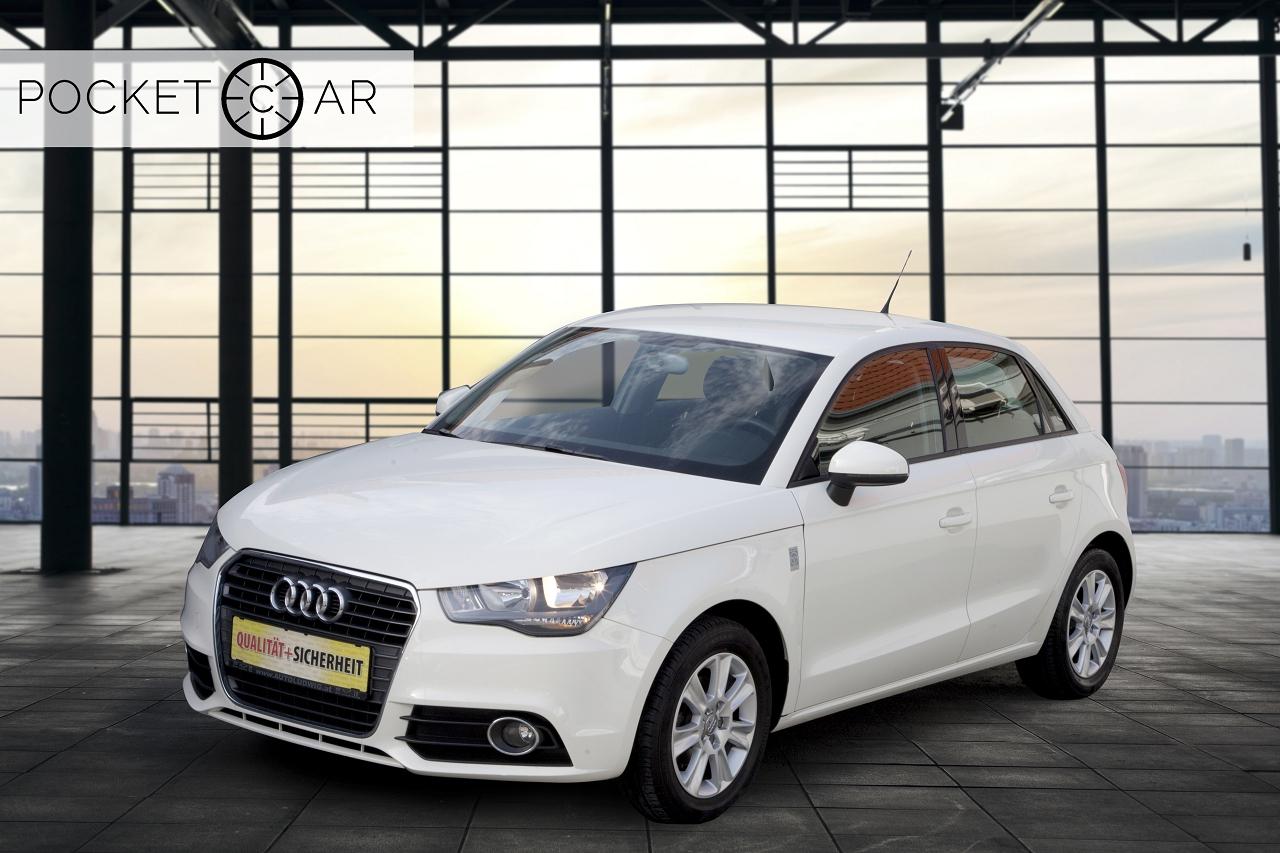 Audi A1 nach Bearbeitung