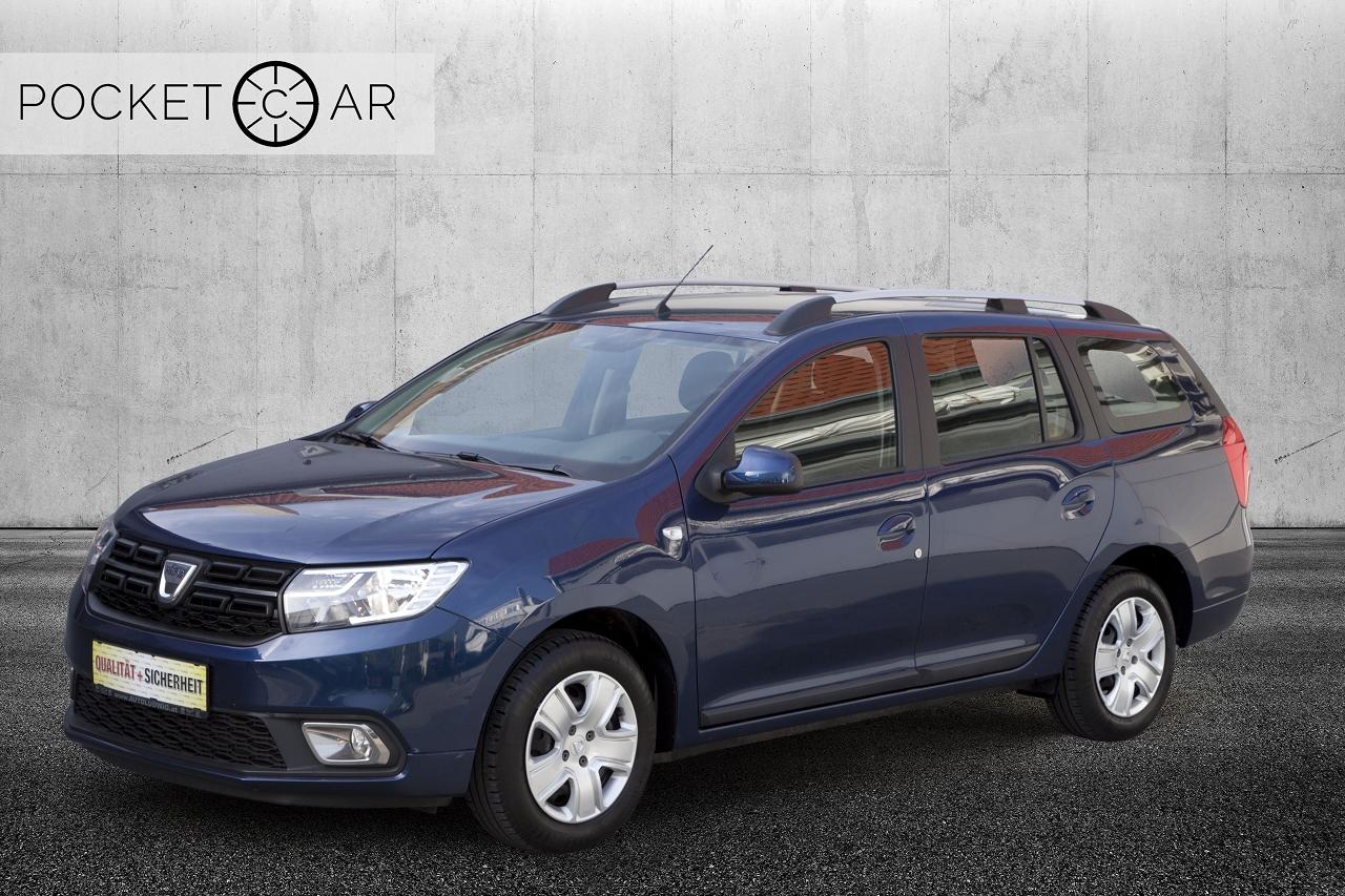 Dacia Logan nach Bearbeitung