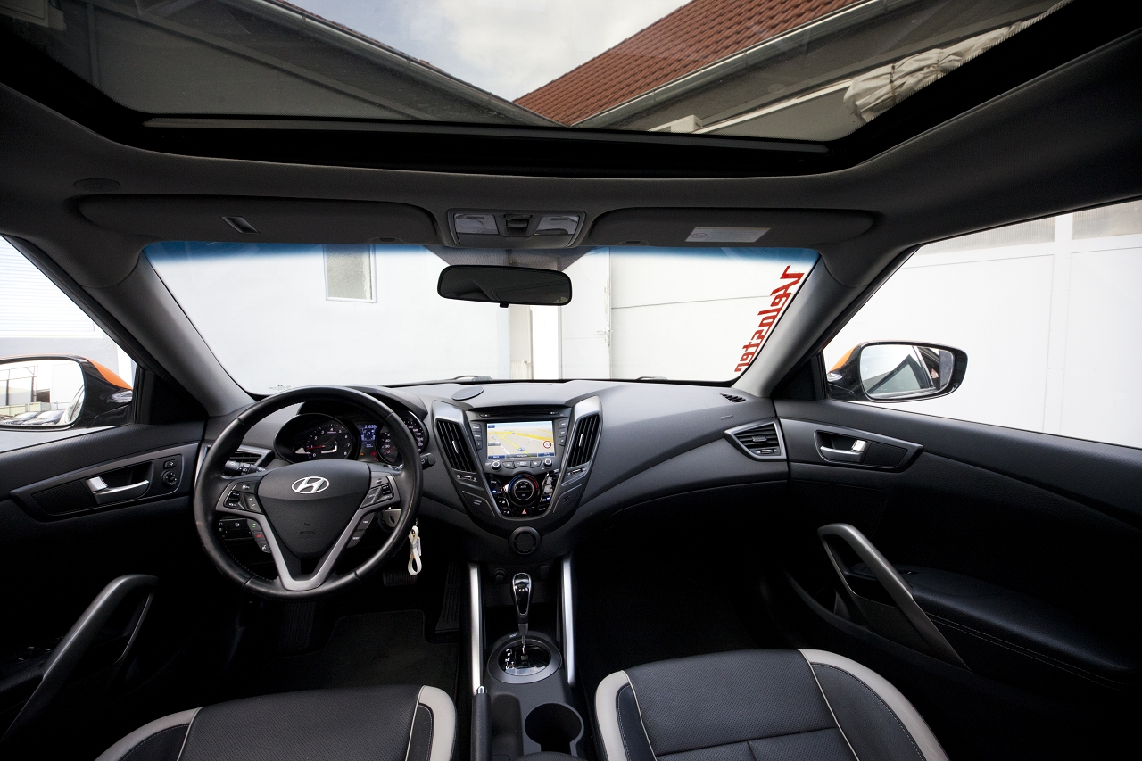 Hyundai Veloster Original