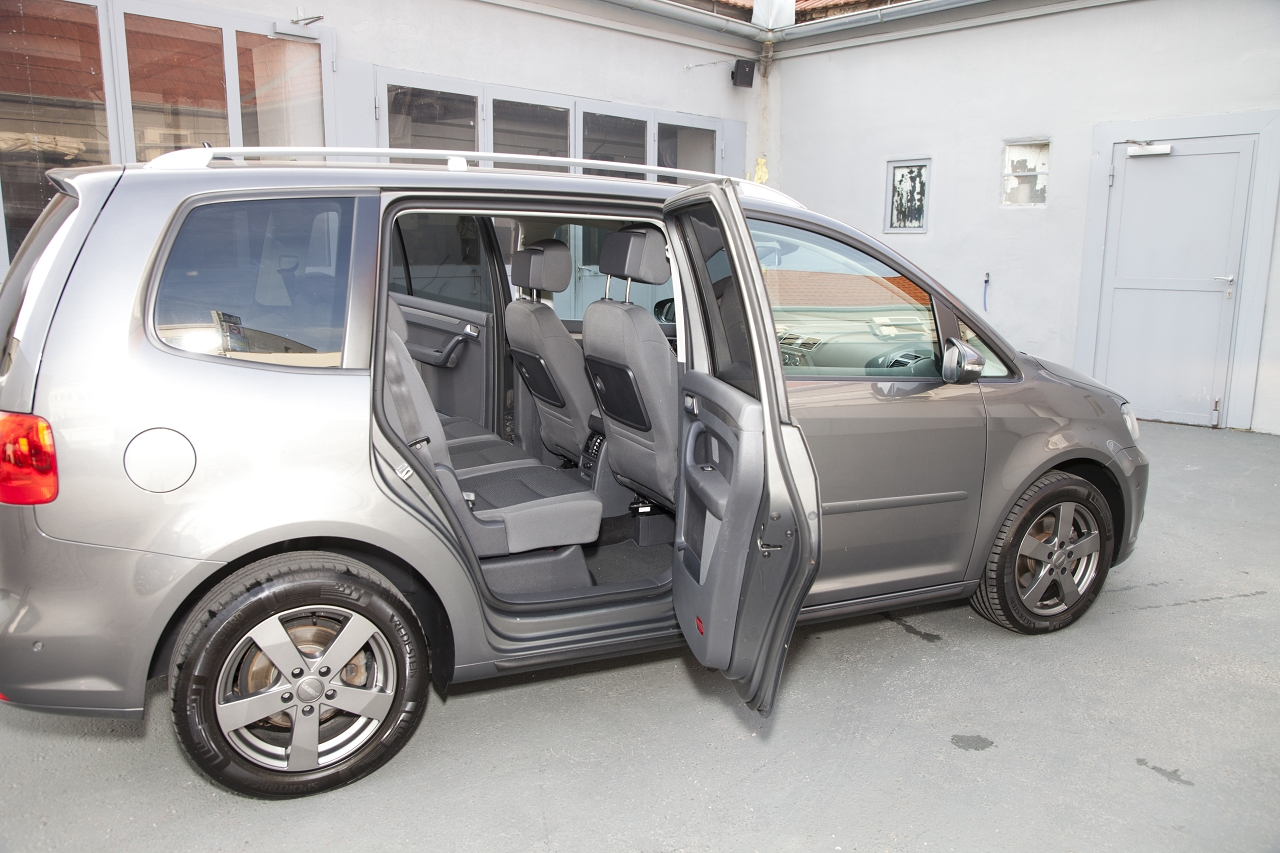VW Touran Original