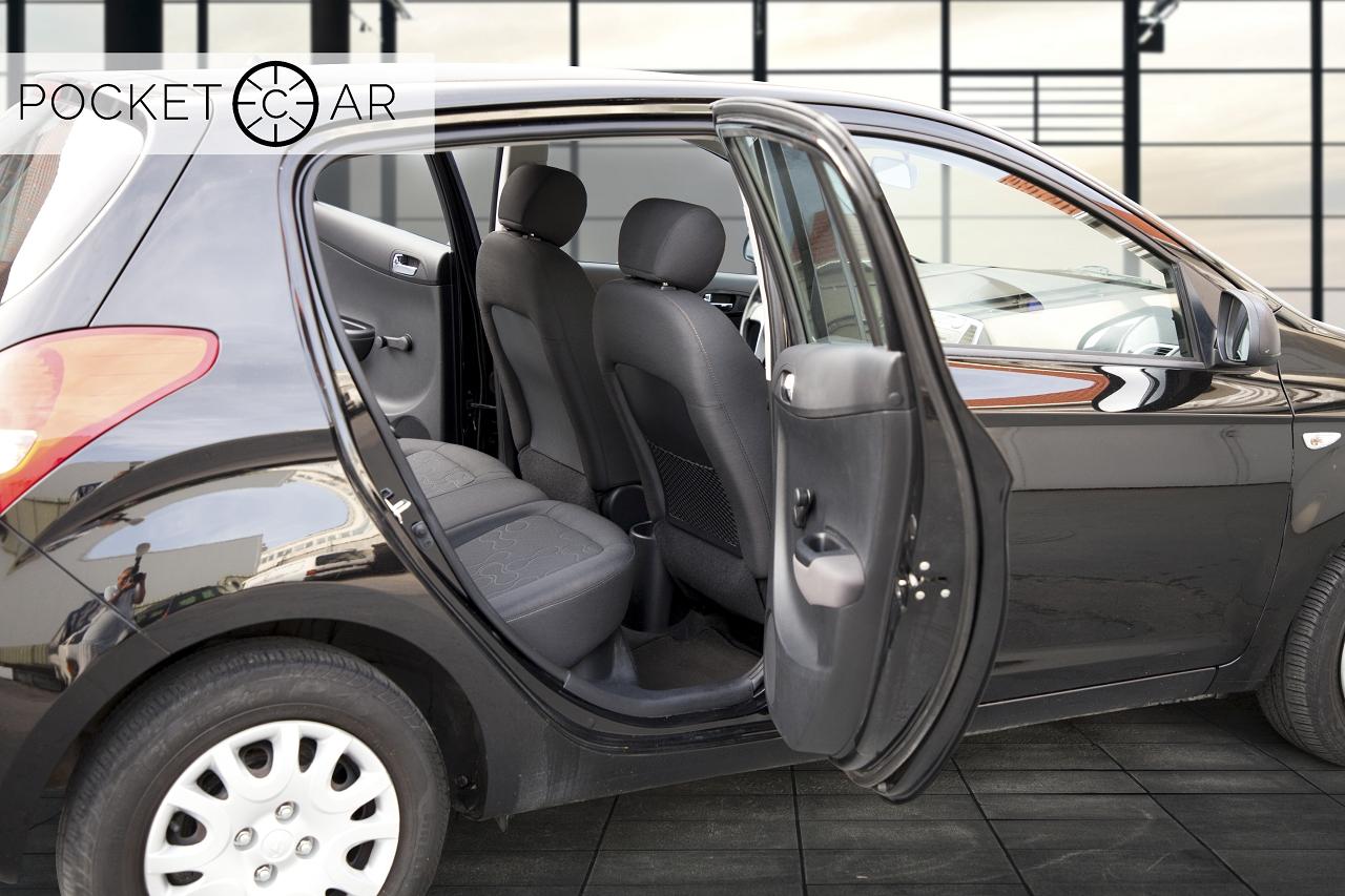 Hyundai i20 nach Bearbeitung